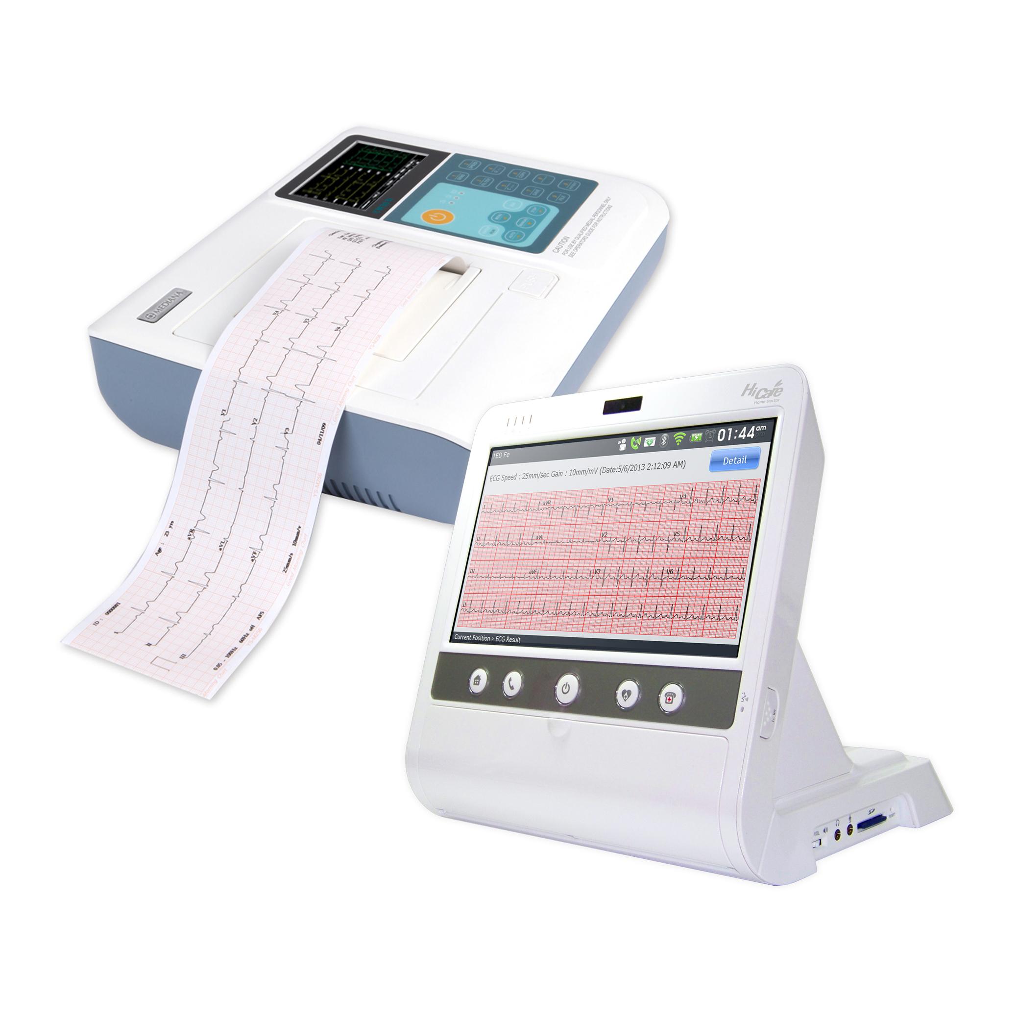 Χαρτί Καρδιογράφων (ΗΚΓ)