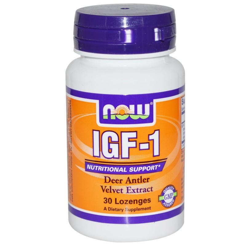 Now IGF-1 33mg 30 chewables