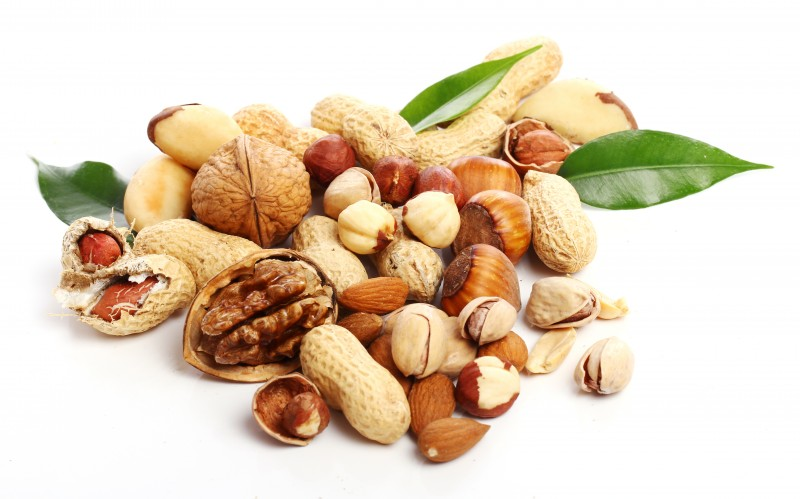Nuts or Nutrition