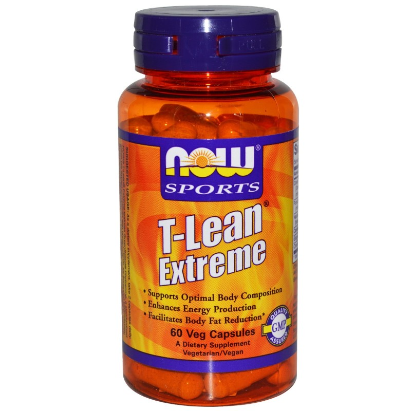 Now T-Lean™ Extreme 60 Vcaps
