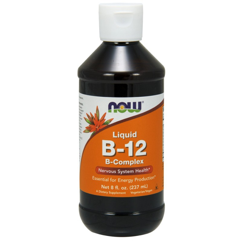 Now Vitamin B-12 Liquid